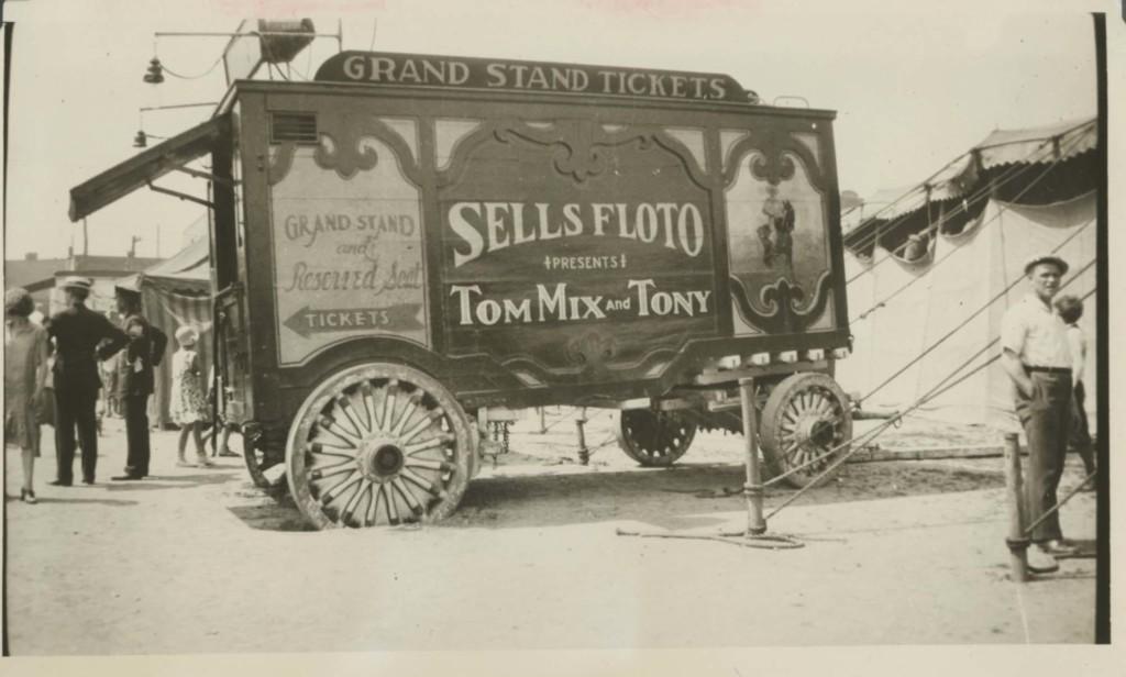 1930 - Ticket Wagon