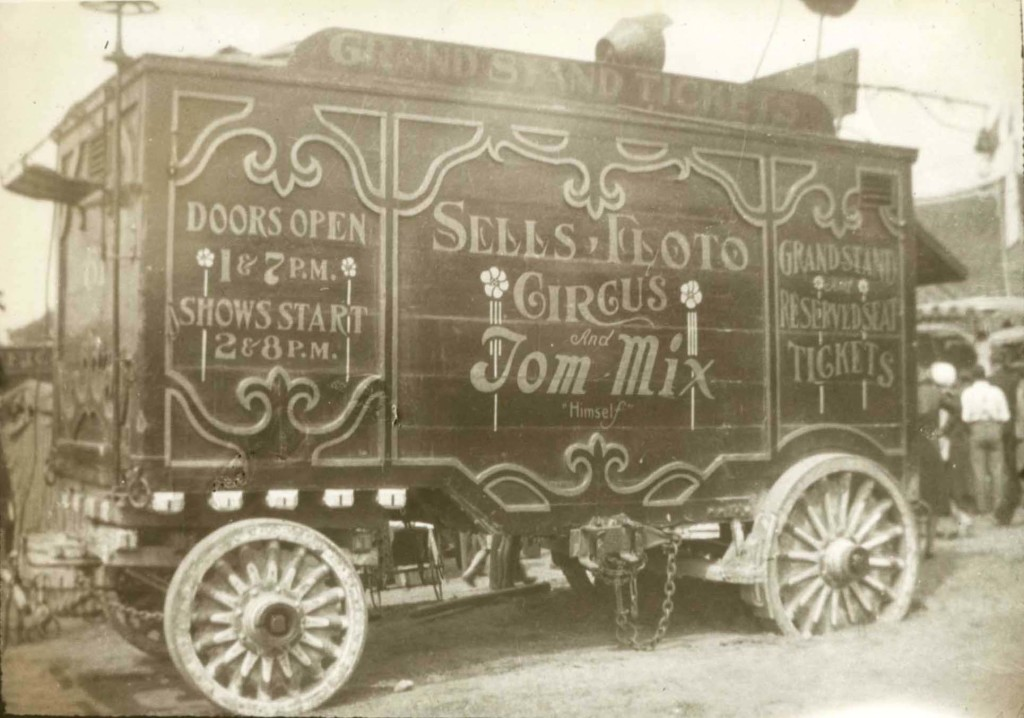 1931 - Ticket Wagon