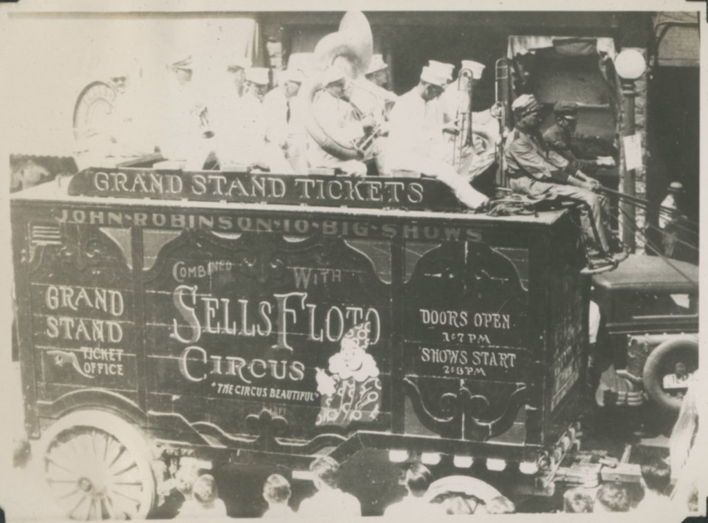 1932 - Ticket Wagon