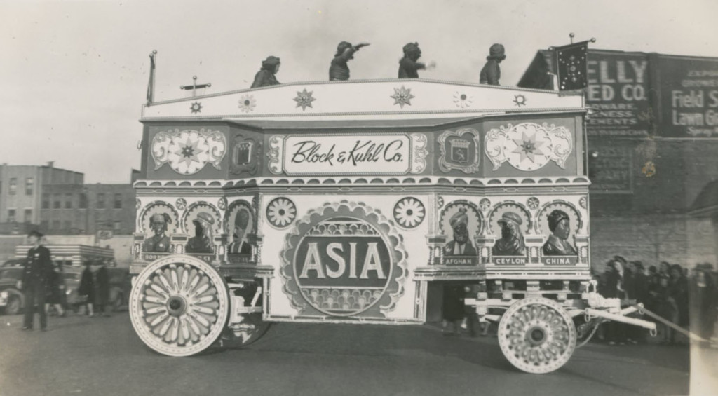 Block and Kuhl's Asia Tableau