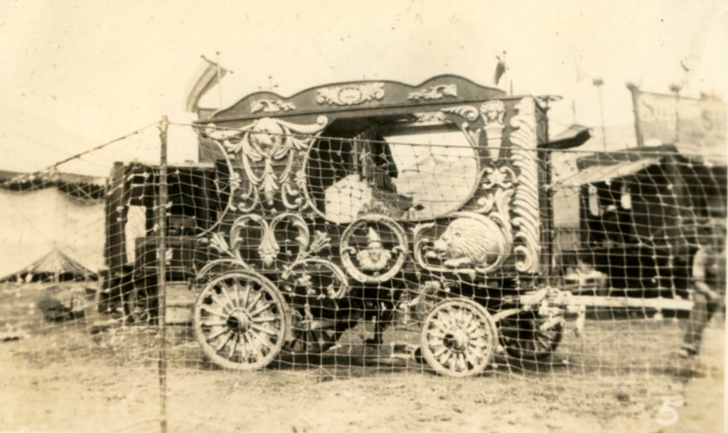 Gentry Bros. Twin Steam Calliope