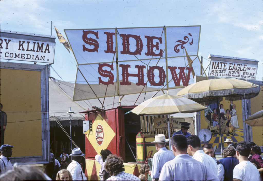 Side Show / Midway Calliope